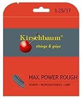 Kirschbaum(キルシュバウム) Max Power Rough (マックス・パワー・ラフ) ストリング ゲージ1.25mm MPR125