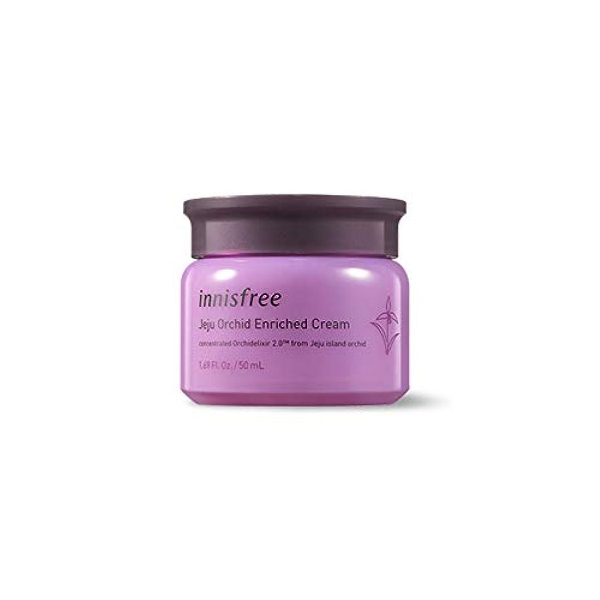 電卓トムオードリースコミットイニスフリー Innisfree 済州寒蘭エンリッチッド クリーム(50ml) Innisfree Orchid Enriched Cream(50ml) [海外直送品]