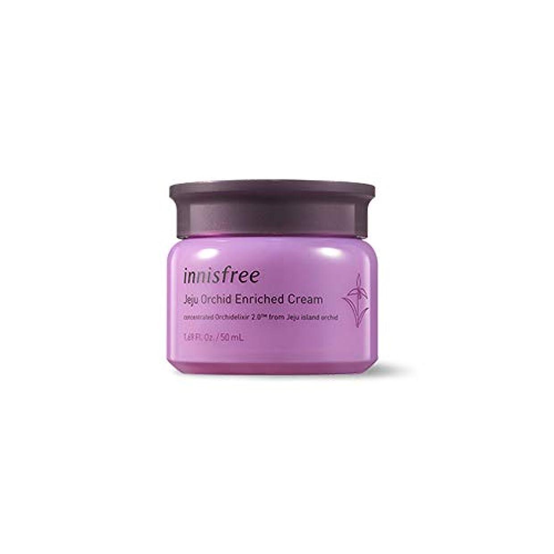 基本的な味ブリードイニスフリー Innisfree 済州寒蘭エンリッチッド クリーム(50ml) Innisfree Orchid Enriched Cream(50ml) [海外直送品]