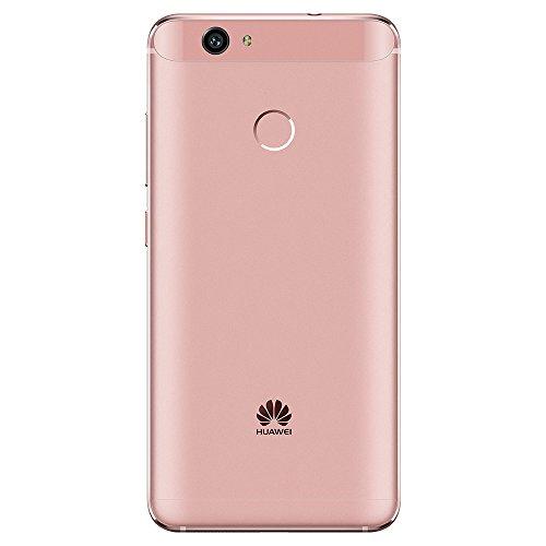 Huawei 5.0型 nova SIMフリースマートフォン ローズゴールド 【日本正規代理店品】 NOVA/ROSE GOLD/
