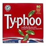 TyPhoo Tea ( タイフー ティー80p)