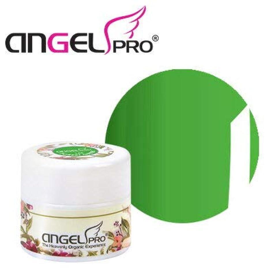 アフリカ人優越悲鳴ANGEL PRO ポットジェリー #145 FOREST GREEN 4g