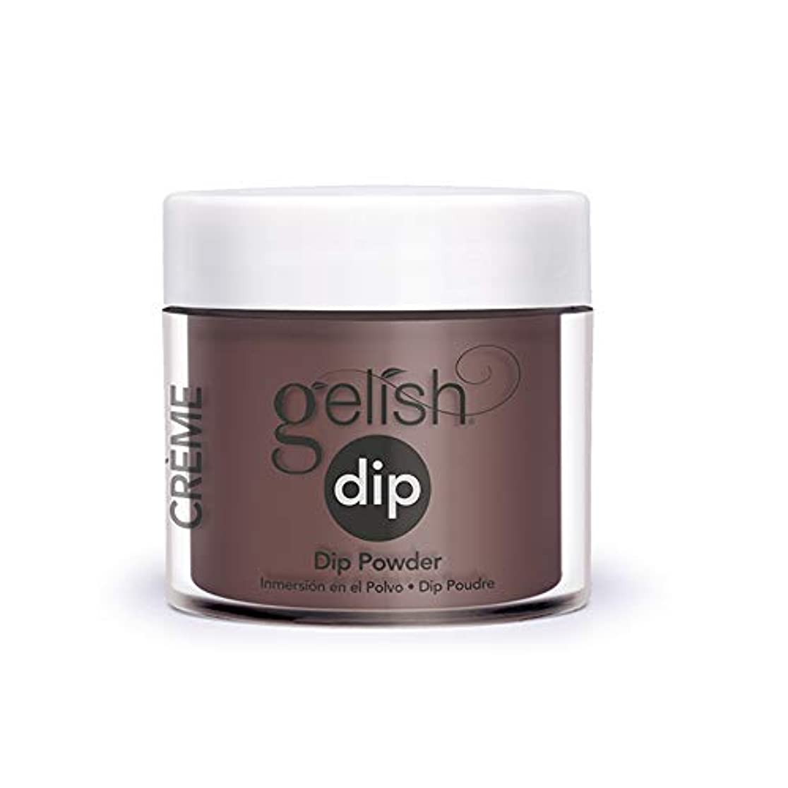 雪のチャーター品種Harmony Gelish - Acrylic Dip Powder - Pumps or Cowboy Boots? - 23g / 0.8oz