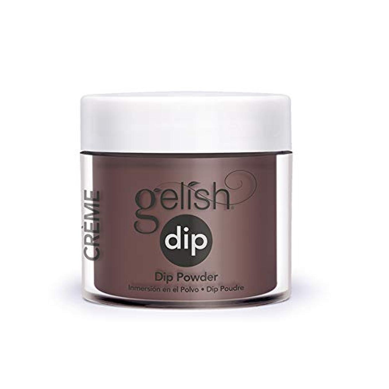 俳句最もラブHarmony Gelish - Acrylic Dip Powder - Pumps or Cowboy Boots? - 23g / 0.8oz