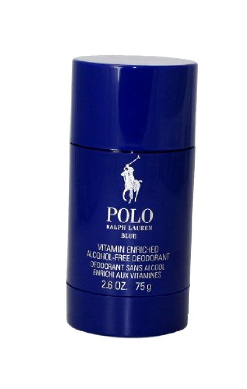 避難する発行するファンシーラルフローレン ポロ ブルー デオドラントスティック POLO BLUE Deodorant Stick