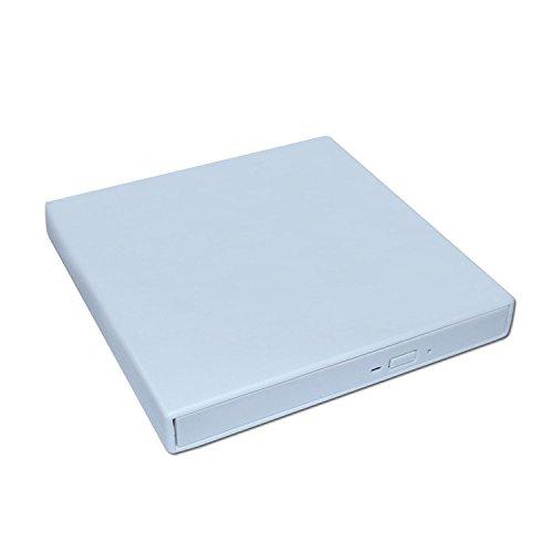 USB3.0対応 ポータブルドライブ CD-RW/DVD外付けプレイヤー CD-RWレコーダー 2つのUSBケーブル付き 超薄型