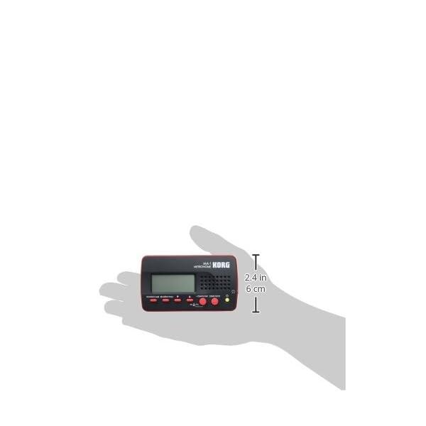 KORG メトロノーム MA-1 BKRD ブ...の紹介画像5