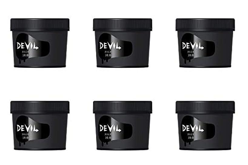 漏れ細胞黒ロレッタ デビル ゼリー 10.0 (240g)×6個セット