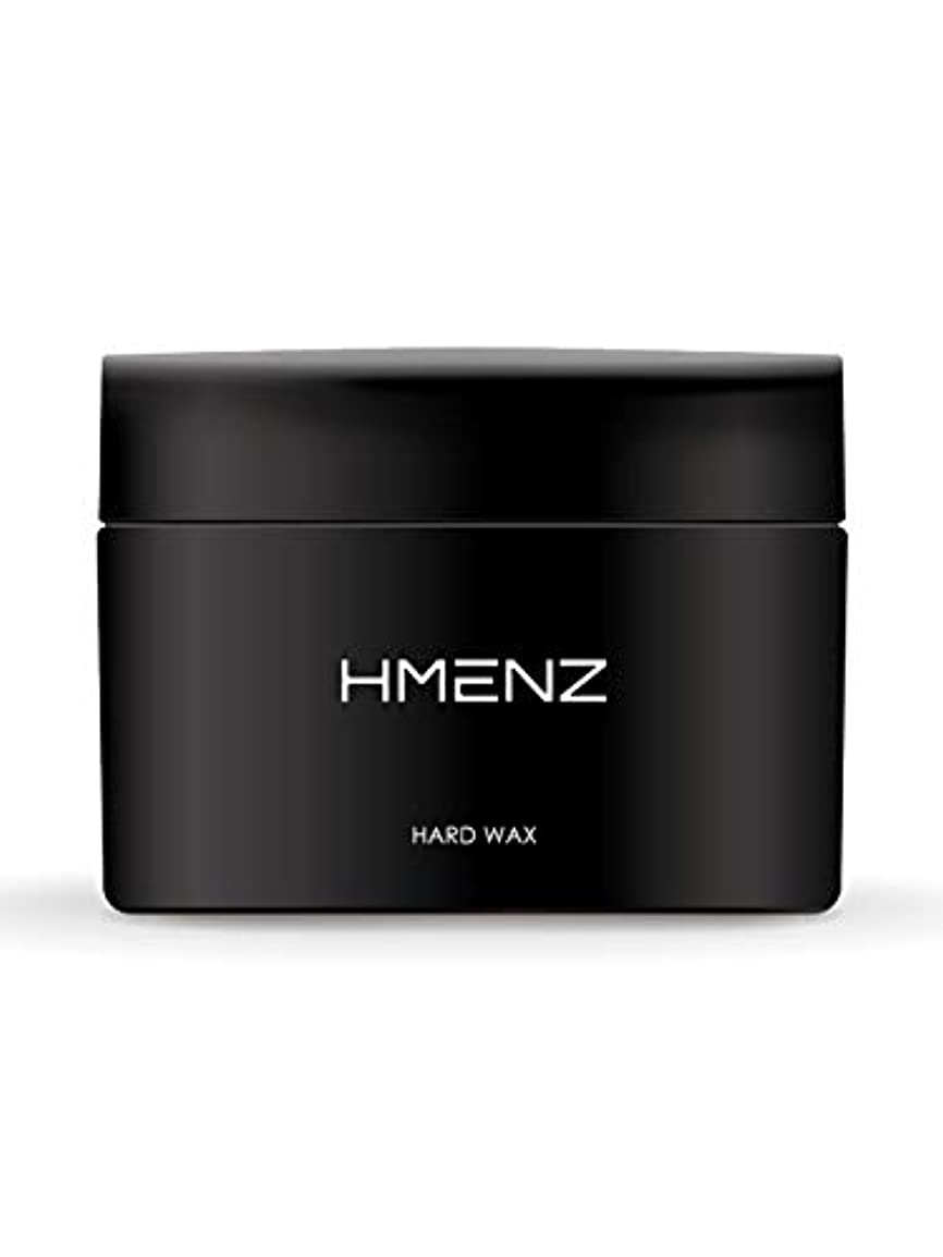 応援する麻酔薬ニッケルハード ワックス メンズ HMENZ ヘアワックス 【 ハイエンドな男のための 整髪料 】「 無香料 日本製 80g 」「 パーマ や ショート ヘア にも 」「 いつもの トラベル セットに スタイリング 剤 を 」