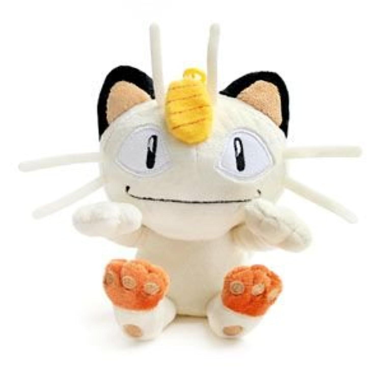 Pokemon XY(ポケモン XY) ニャース ぬいぐるみ ストラップ / キーホルダー(12cm) [並行輸入品]