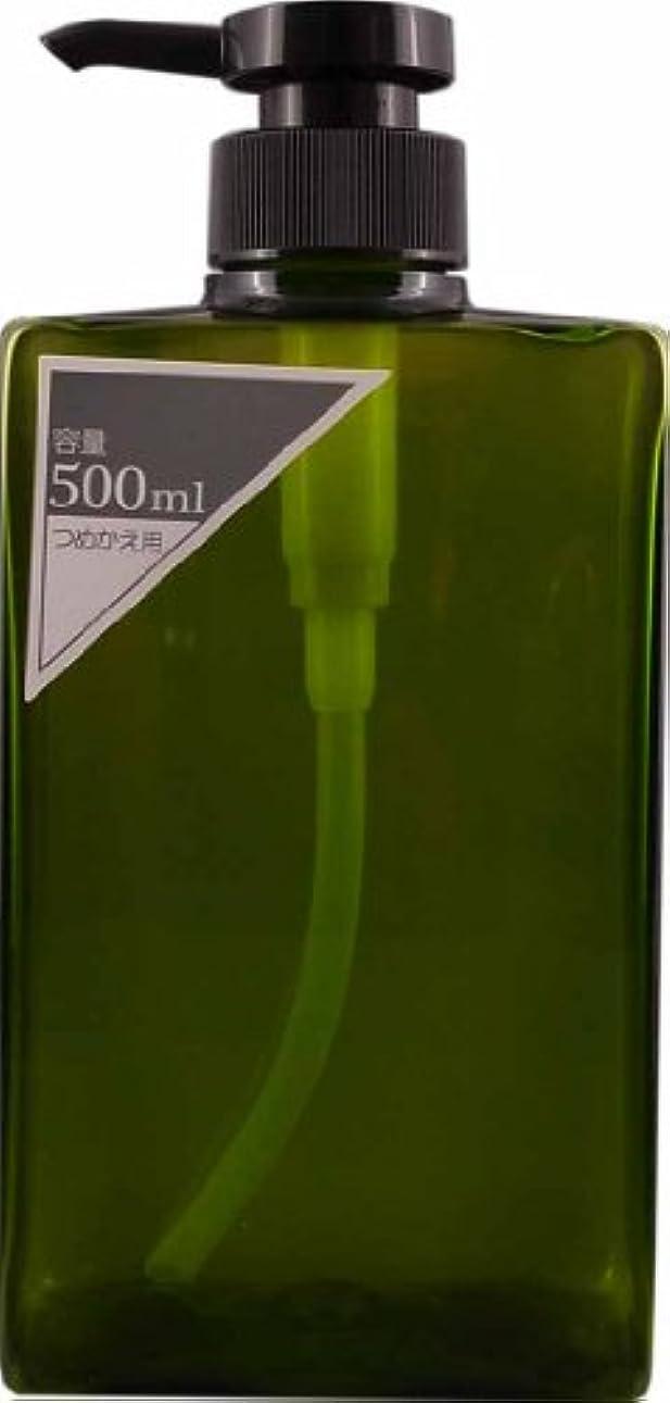 鉱石密フラグラントクルー リフィルボトル500ml(グリーン)