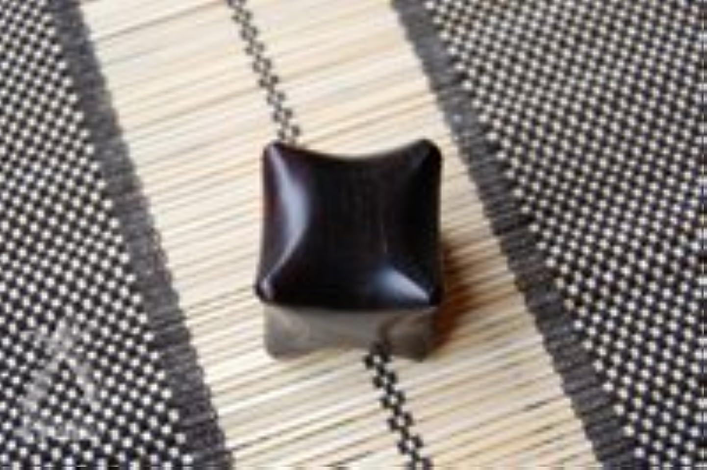 真夜中変色する浸したタイ王国のミラクルな手のひらゴロゴロマッサージャー(ローズウッド)