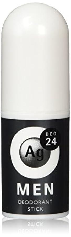 算術スコットランド人トライアスロンエージーデオ24 メンズ デオドラントスティック 無香性 20g (医薬部外品)