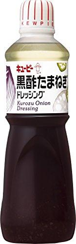 キユーピー 黒酢たまねぎドレッシング 業務用1L 1本