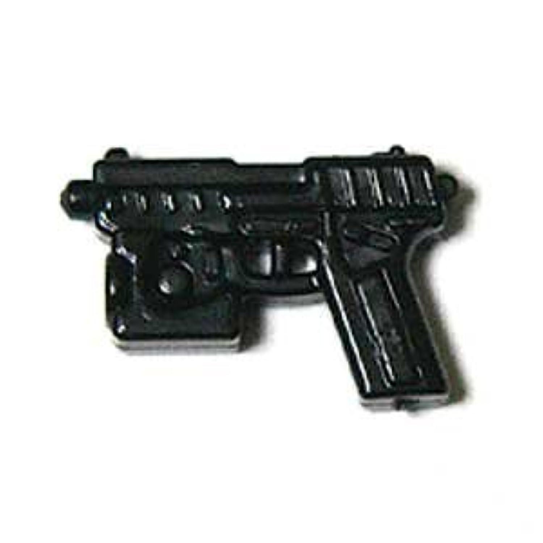 LEGOカスタム品 アーミー 装備品 武器 Black_MK-23t 【並行輸入品】