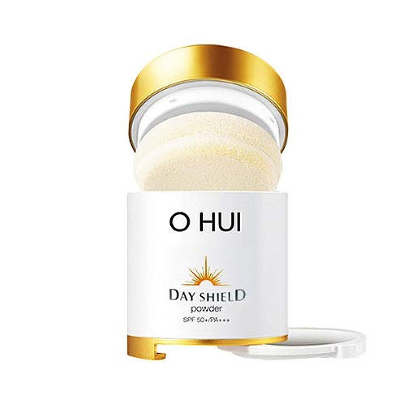 ラリー小数写真オフィ デイシールドサンパウダー 20g OHUI Day Shield Sun Powder (# beige) [並行輸入品]