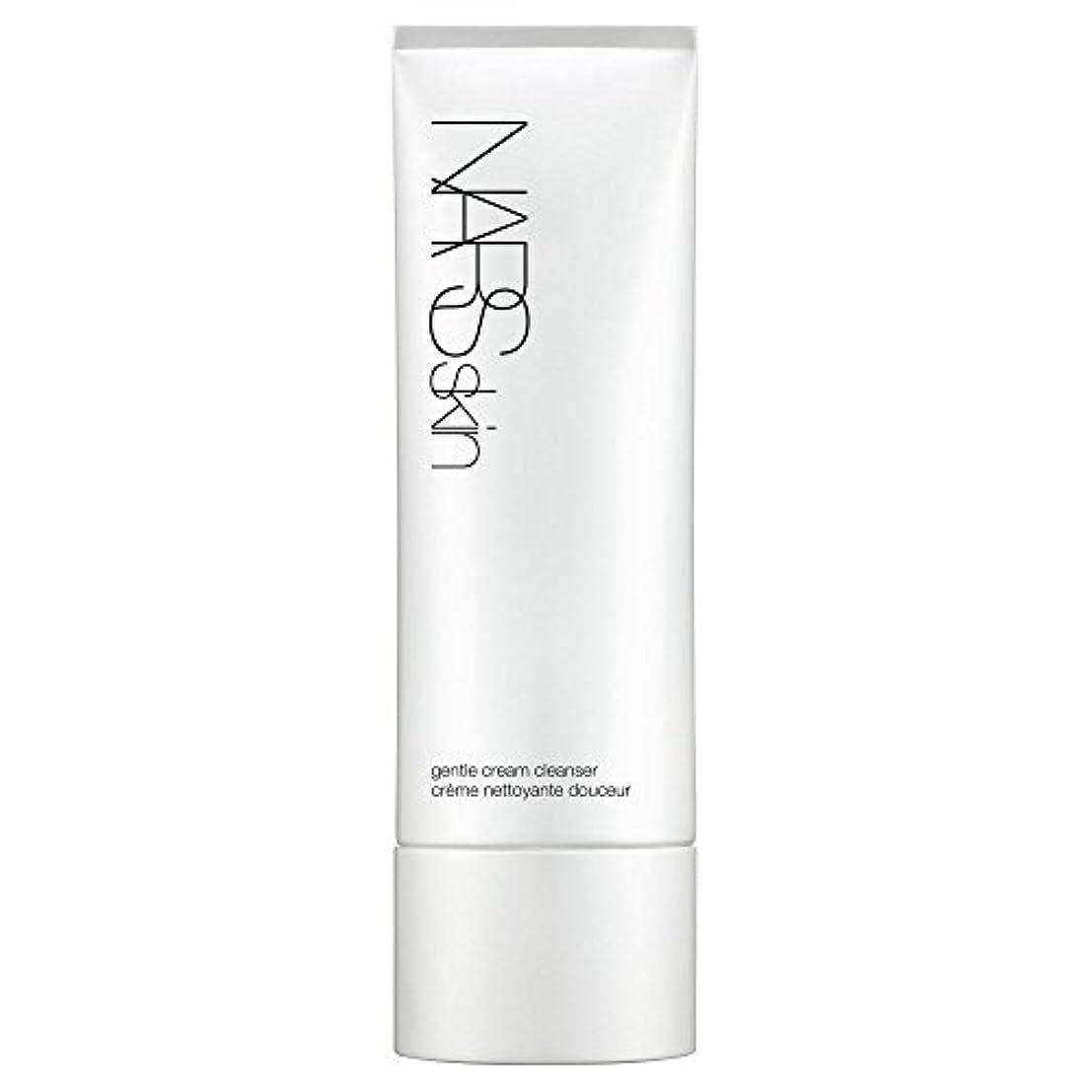 ほぼ溶岩浸食[NARS] Narsskin優しいクリームクレンザー、125ミリリットル - Narsskin Gentle Cream Cleanser, 125ml [並行輸入品]