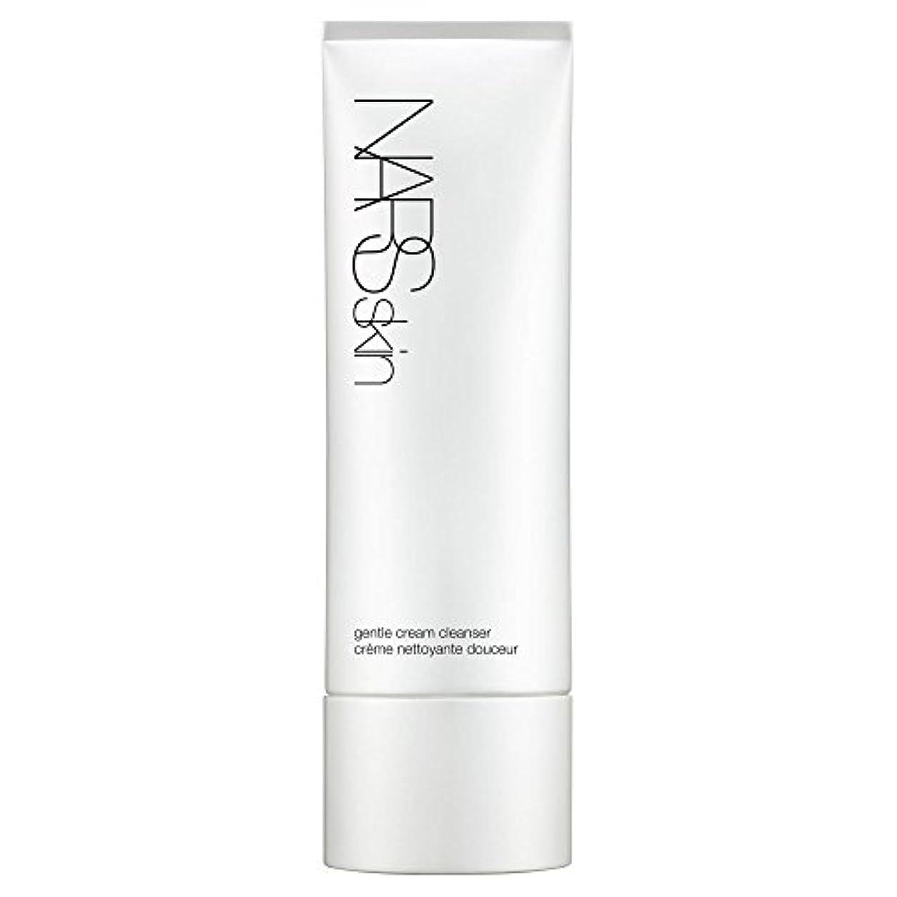 着る不規則な音楽[NARS] Narsskin優しいクリームクレンザー、125ミリリットル - Narsskin Gentle Cream Cleanser, 125ml [並行輸入品]