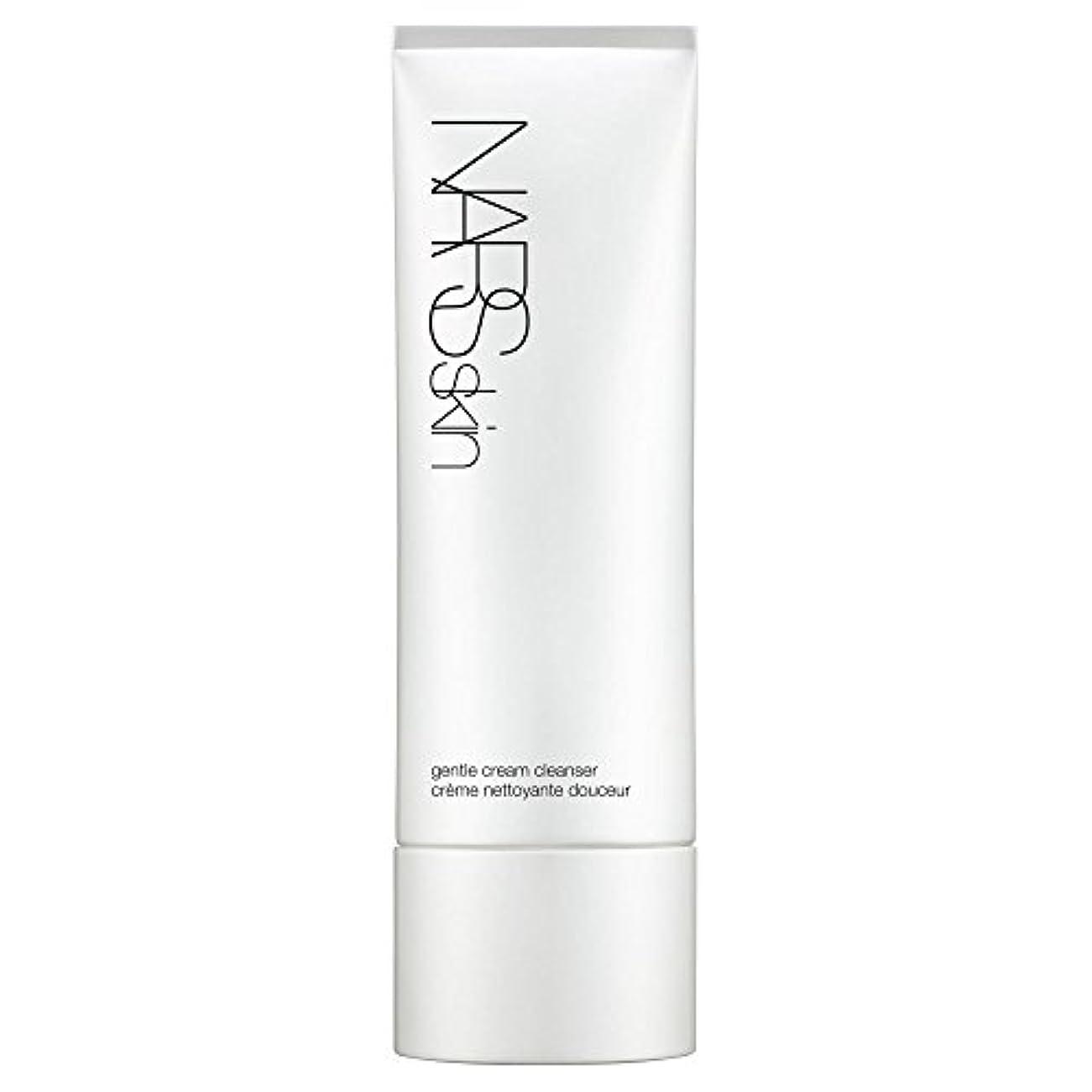 おばさん談話制裁[NARS] Narsskin優しいクリームクレンザー、125ミリリットル - Narsskin Gentle Cream Cleanser, 125ml [並行輸入品]