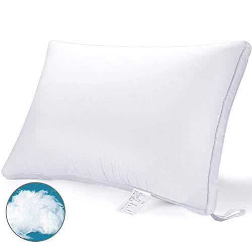 枕 安眠 人気 肩こり 良い通気性 快眠枕 高級ホテル仕様 ハイクラス ソフトタイプ 高反発枕 横向き対応 丸洗い可能 立体構造 43x63cm