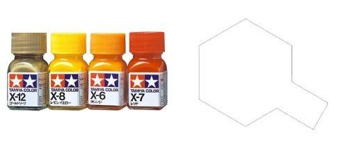 タミヤカラー エナメル塗料 光沢 X20 溶剤 10ml 80020