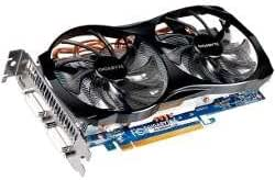 GIGABYTE グラフィックボード nVIDIA GeForce GTX560 1GB PCI-E DVI mini-HDMI WINDFORCE2X オーバークロック GV-N56GOC-1GI