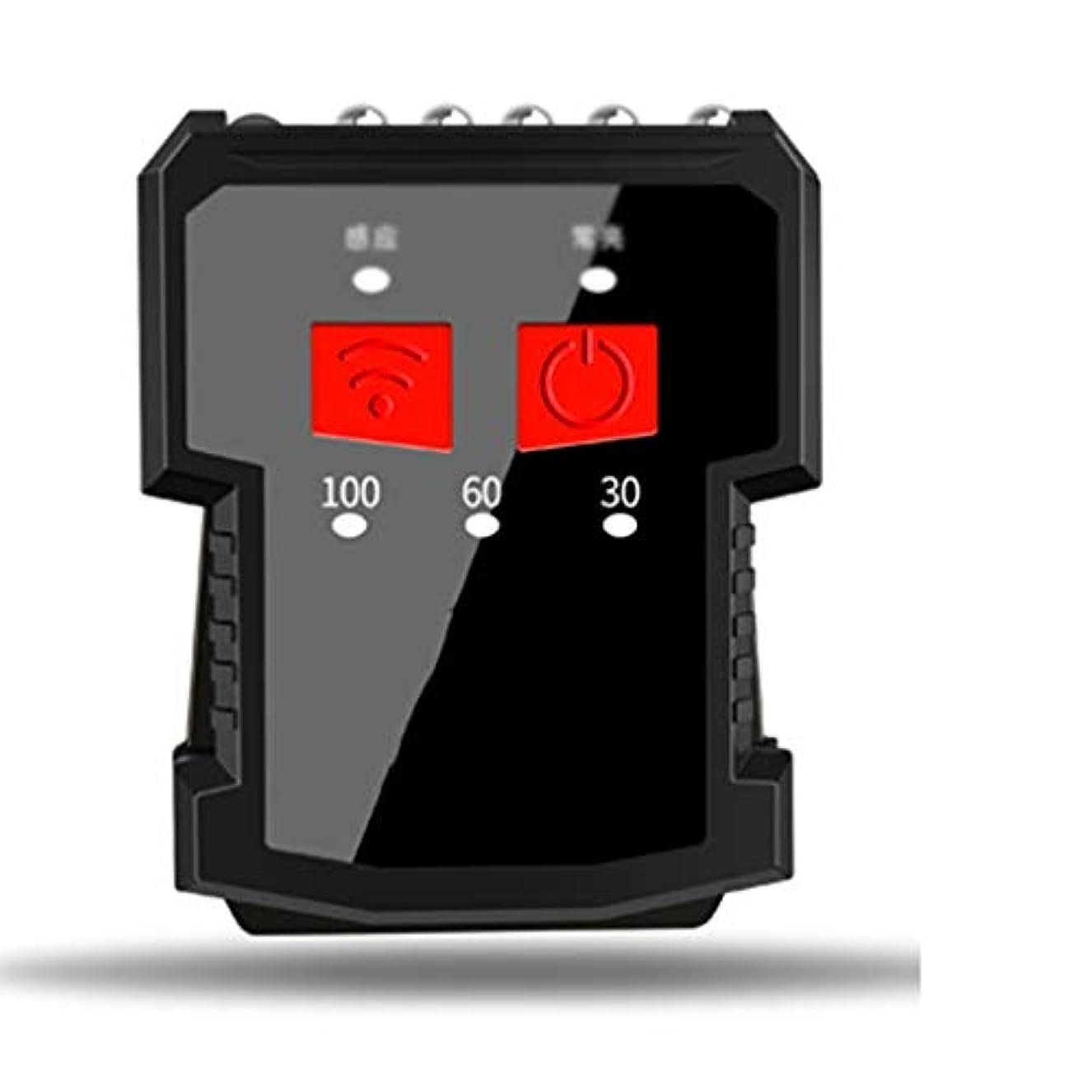 エキスパート漂流絡み合いヘッドライト USB充電式LEDヘッド懐中電灯スーパーブライト防水、軽量で快適な、釣りキャンプを実行するのに適した LEDヘッドライト