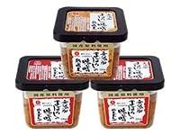 まぼろしの味噌 500g×3個セット 箱入り 梅屋 山内本店 無添加味噌 2種i入り