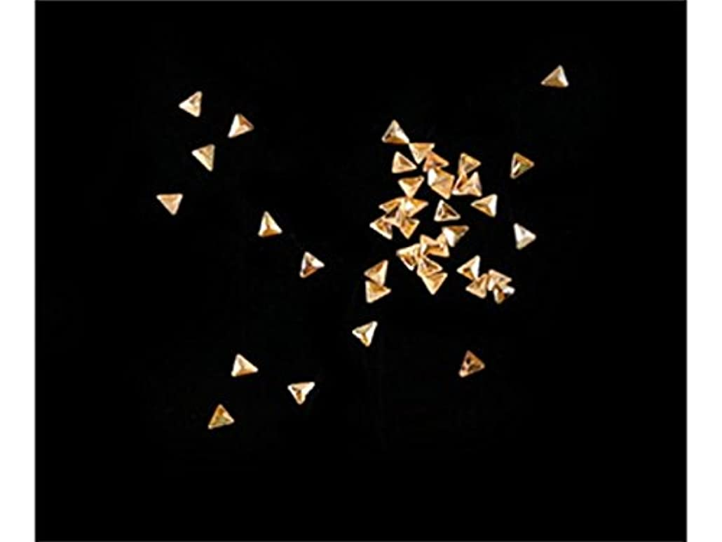 落とし穴振る接続されたOsize Giltterスタームーンリベット混合ストリップストライプネイルアートステッカーデカールアクセサリーマニキュアDIYツール(ゴールデン)