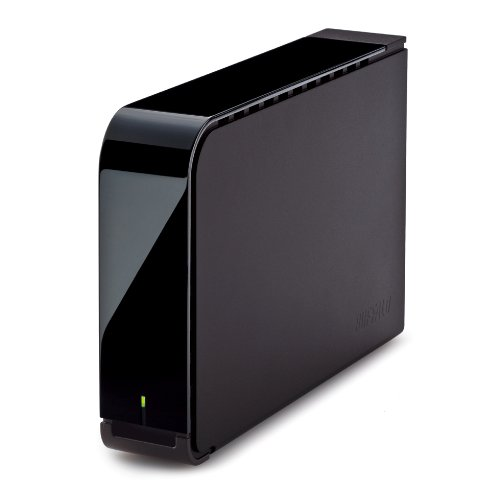 BUFFALO 外付けハードディスク PC/家電対応 (Regza[レグザ]/Aquos[アクオス]) 1TB HD-LB1.0TU2/N [フラストレーションフリーパッケージ(FFP)]
