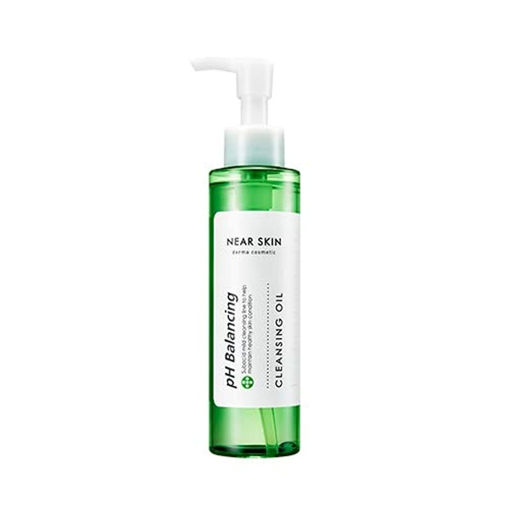 突き刺すスリラースリーブ[New] MISSHA Near Skin PH Balancing Cleansing Oil ミシャ ニアスキン PH バランス クレンジング オイル [並行輸入品]