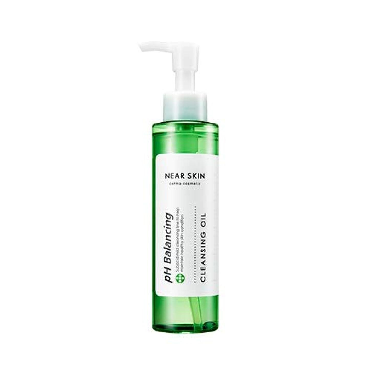 北米うん海里[New] MISSHA Near Skin PH Balancing Cleansing Oil ミシャ ニアスキン PH バランス クレンジング オイル [並行輸入品]