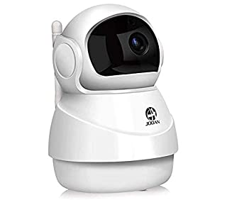 1080P Wirelss Security Camera JOOAN 2MP HD WiFi Home Security Surveillance System for Pet Elder Nanny Baby Monitor with Two Way Audio Night Vision Motion Detection IP Dome Camera-White (B07P9NKLZ6) | Amazon price tracker / tracking, Amazon price history charts, Amazon price watches, Amazon price drop alerts