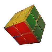 Lanlan? 2x2 Speed Cube Transparent [並行輸入品]