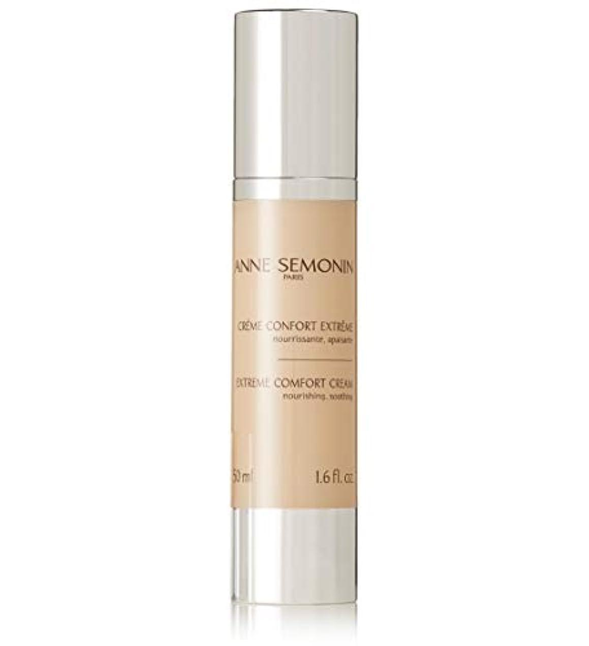 便宜かりて高尚なAnne Semonin Extreme Comfort Cream - For Dry & Sensitive Skin 50ml/1.6oz並行輸入品