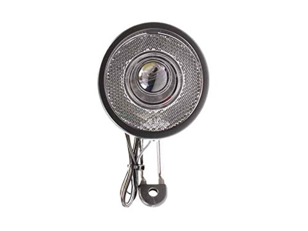 抵当見つけた行シムソン(Simson) 自転車部品 ハブディナモヘッドライト 「放射光 」 022017
