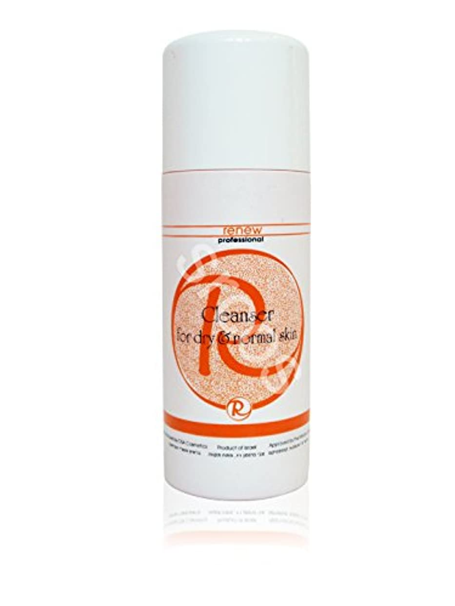 真珠のようなマオリチロRenew Cleanser for Dry & Normal Skin 500ml
