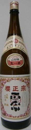 櫻正宗 純米酒 焼稀 1800ml