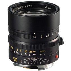 Leica ライカ Summilux M 50mm f1.4 ASPH Black【並行輸入】