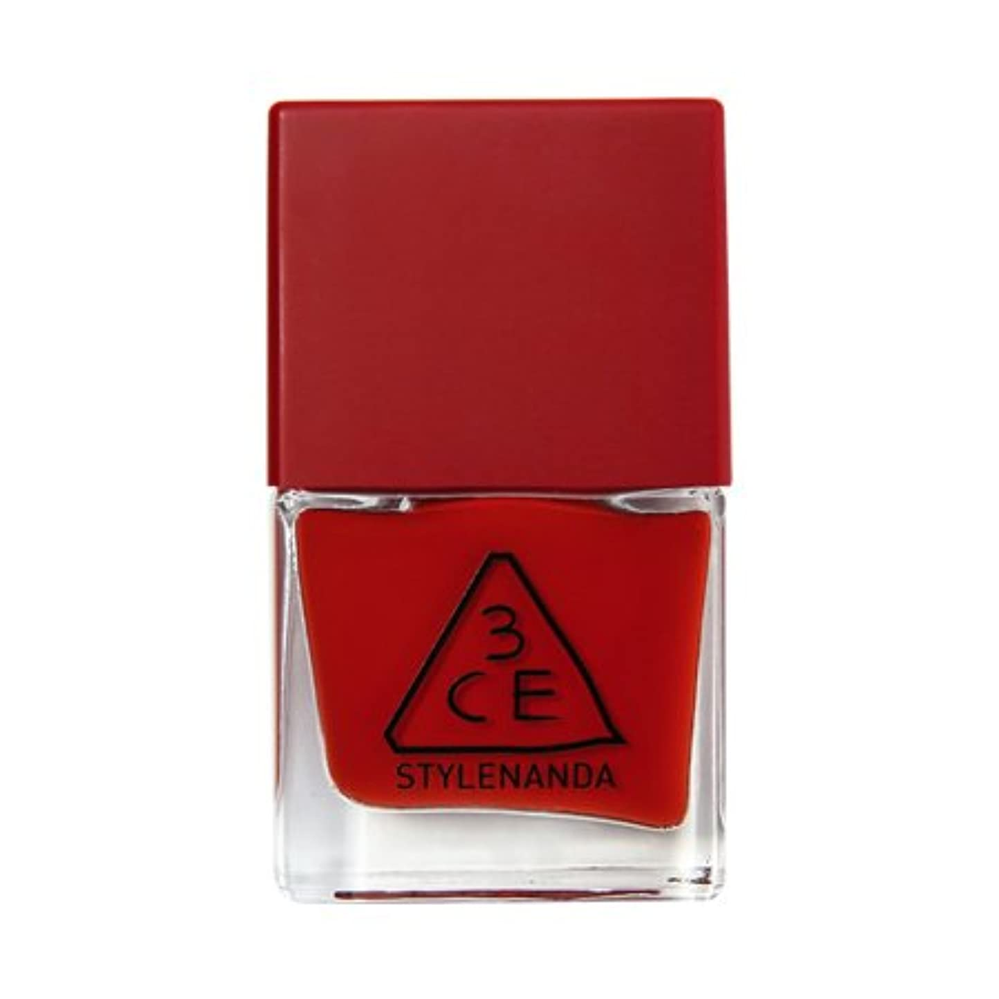 3CE RED RECIPE LONG LASTING NAIL LACQUER (#RD08) 3CEレッドレシピロングレーシュネイルラッカー (#RD08) [並行輸入品]