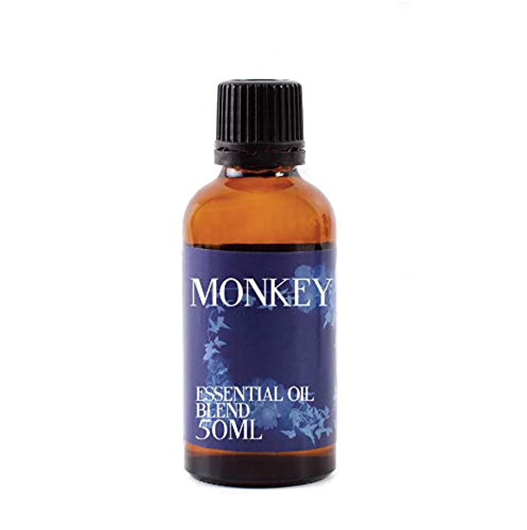 歌手フェード仕事に行くMystix London | Monkey | Chinese Zodiac Essential Oil Blend 50ml