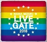 水樹奈々 【LIVE GATE 2018】 リストバンド A(RAINBOW)
