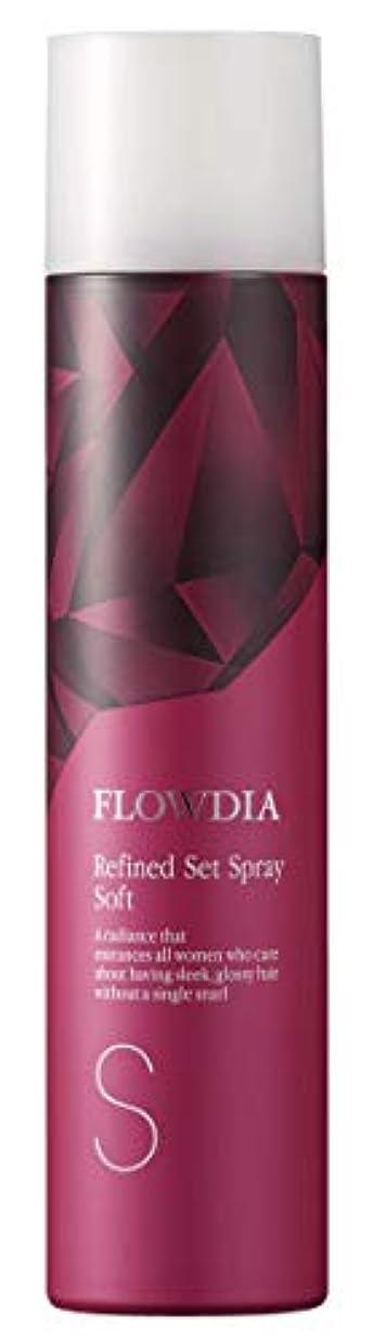 取得する酒チョップフローディア リファインド セットスプレー ソフト 170g