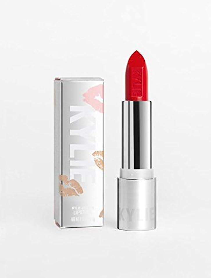 文房具転用会話KYLIE COSMETICS Crème Lipstick カイリー コスメ クリームリップスティック (Red Hot)