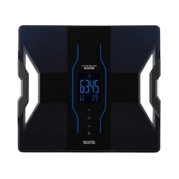 タニタ デュアルタイプ体組成計(ブラック)TANITA innerscan DUAL(インナースキャンデュアル) RD-909-BK