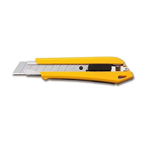 オルファ(OLFA) 刃折器付きオートロックカッター DL-1 207B