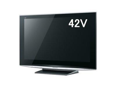 パナソニック 42V型 プラズマ テレビ VIERA TH-42PZ800 フルハイビジョン