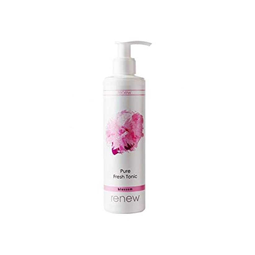 に対応する神経衰弱ランプRenew Blossom Pure Fresh Tonic 250ml