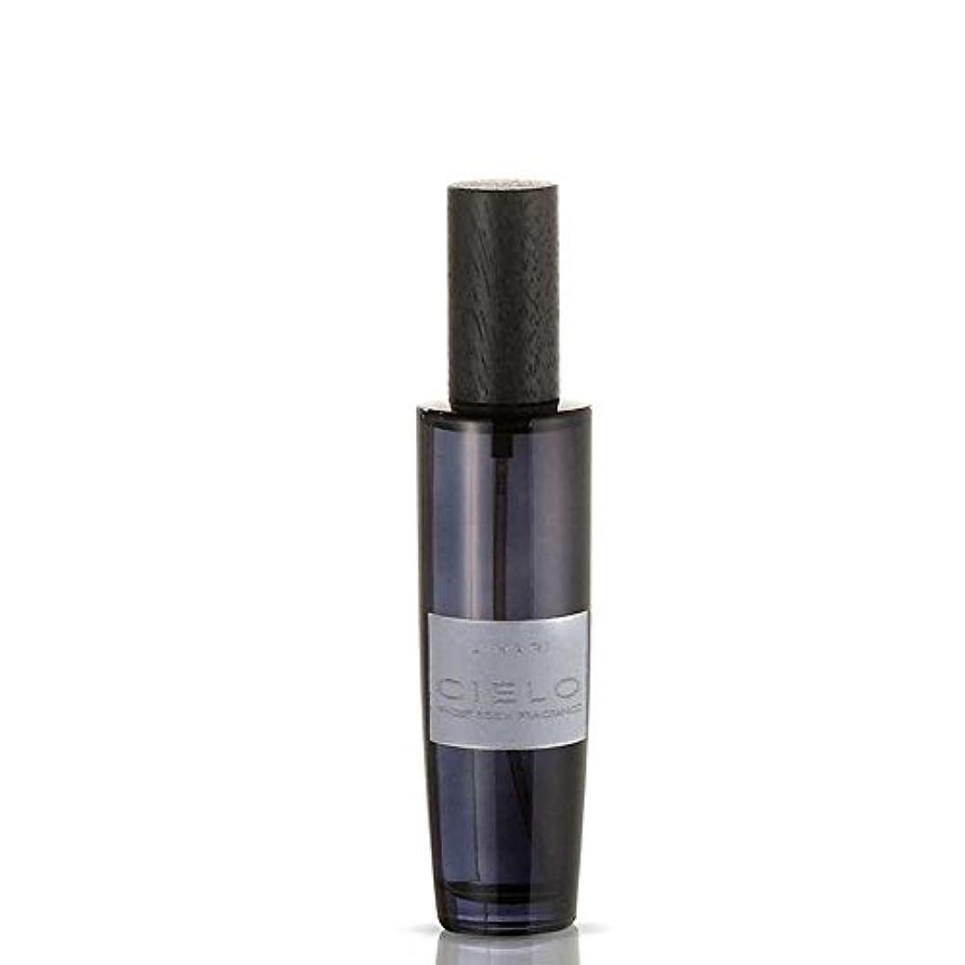 水を飲むである規則性LINARI リナーリ ルームスプレー Room Spray チェロ CIELO BLACK AMETHYST LINE