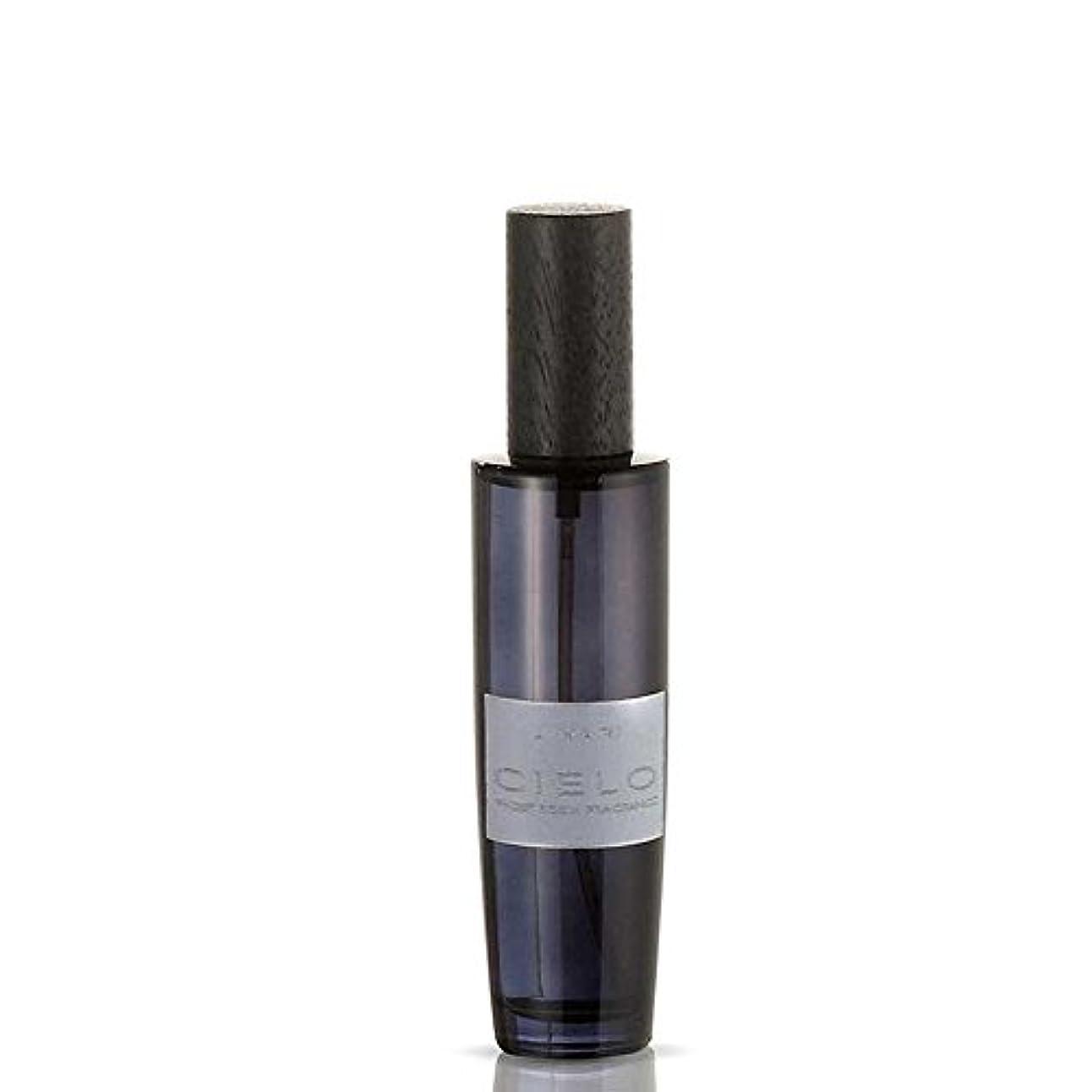 乳製品ハイブリッド強度LINARI リナーリ ルームスプレー Room Spray チェロ CIELO BLACK AMETHYST LINE